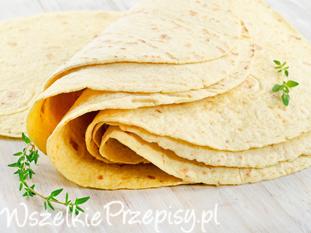 Tortilla meksykańska podstawowy przepis
