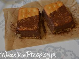 czekoladowa kanapka