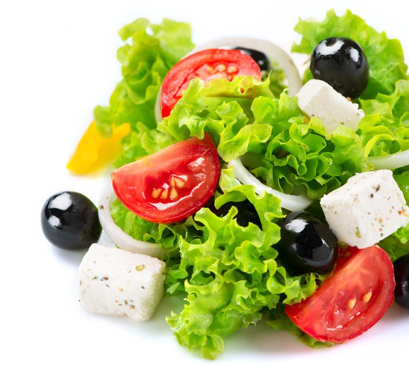 Grecka Salatka Przepis sa Atka Grecka na Szybko