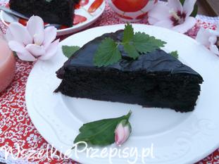 Ciasto brownie z cukinią