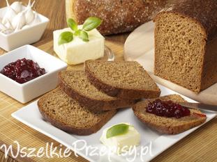 Bezglutenowy chleb wieloziarnisty na zakwasie