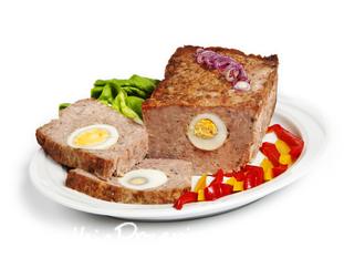 Klops z jajkiem - pieczeń szefa kuchni
