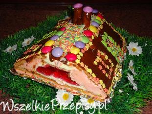 Ciasto chatka