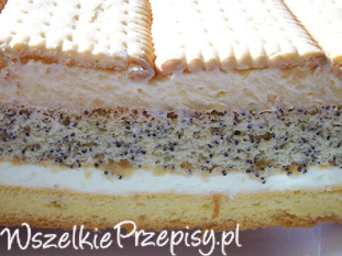 Ciasto z hebratnikami