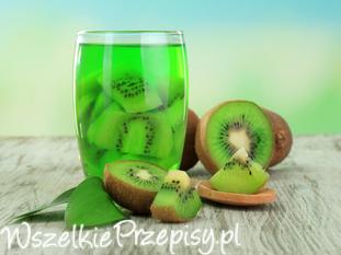Ciasto Shrek z kiwi