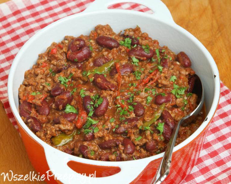 Chili Con Carne Sprawdzony Przepis Przepisy Kulinarne