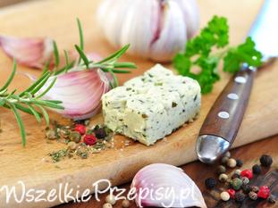Masło czosnkowe - sprawdzony przepis