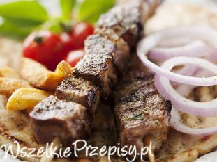Souvlakia czyli greckie szaszłyki