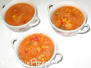 Zupa kukurydziano-selerowa