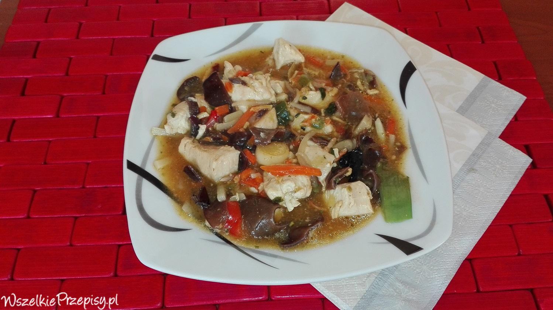 Kurczak Po Chinsku Przepisy Kulinarne Wszelkieprzepisy Pl