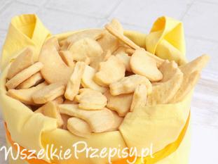 Kruche ciasteczka cytrynowe