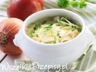 Zupa cebulowa - jak zrobić najlepszą