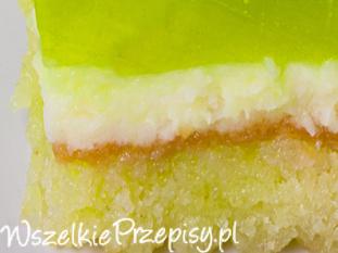 Ciasto Shrek na zielono