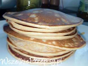 Pancakes dla niemowląt