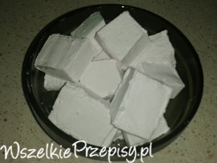 Domowe pianki marshmallow