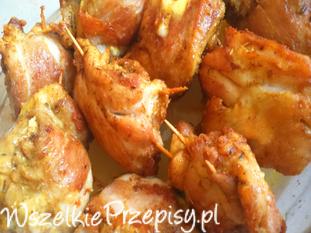 Udźce z kurczaka z gorgonzolą