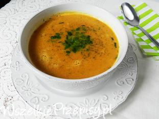 Zupa-krem marchewkowa
