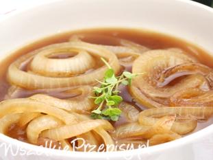 Zupa cebulowa na przeziębienie