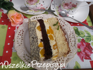 Tort biszkoptowy