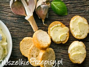 Najlepsze masło czosnkowe