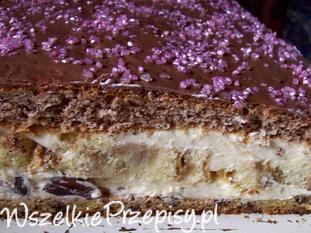 Ciasto z roladą