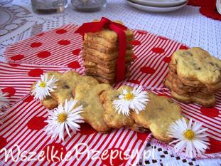 Ciastka o smaku orzechów laskowych