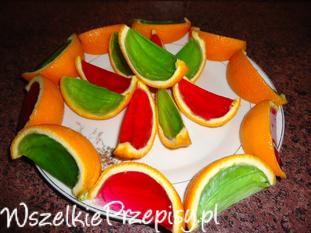 Kolorowe i zaskakujące pomarańcze