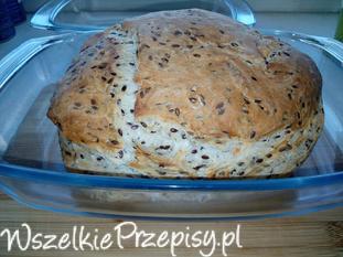 Chleb ziołowy z garnka