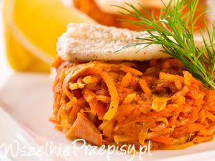 Ryba po grecku - dietetyczna