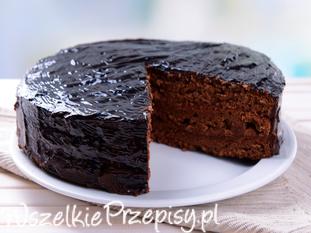 Ciasto czekoladowe bagienne