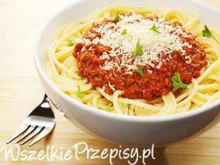 Spaghetti bolognese na szybko