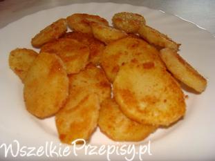 ziemniaki w panierunku