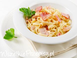 Spaghetti carbonara - prosty przepis