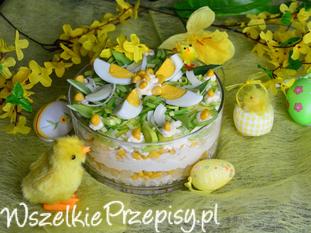 Sałatka jajeczna