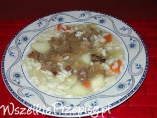 Zupa naszych Babć – zacierki