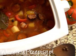 Zupa na sposób cygański