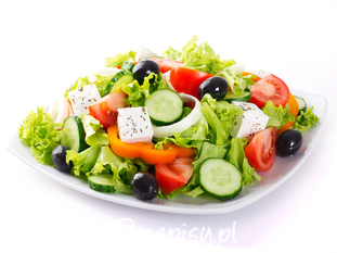 Sałatka grecka tradycyjna
