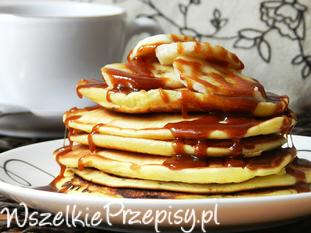 Pancakes`y jogurtowe