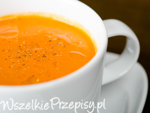 Zupa z dyni - smakowity krem