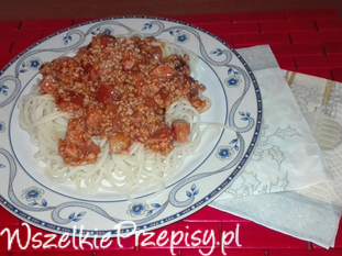 Spaghetti na szybki sposób