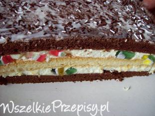Bajeczne ciasto
