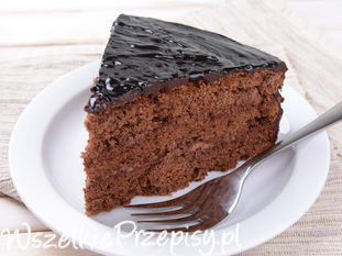 Najbardziej czekoladowe ciasto czekoladowe
