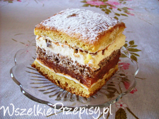 Słodkie ciasto