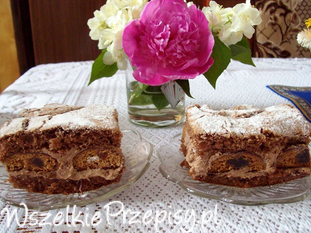 Ciasto z rodzynkami