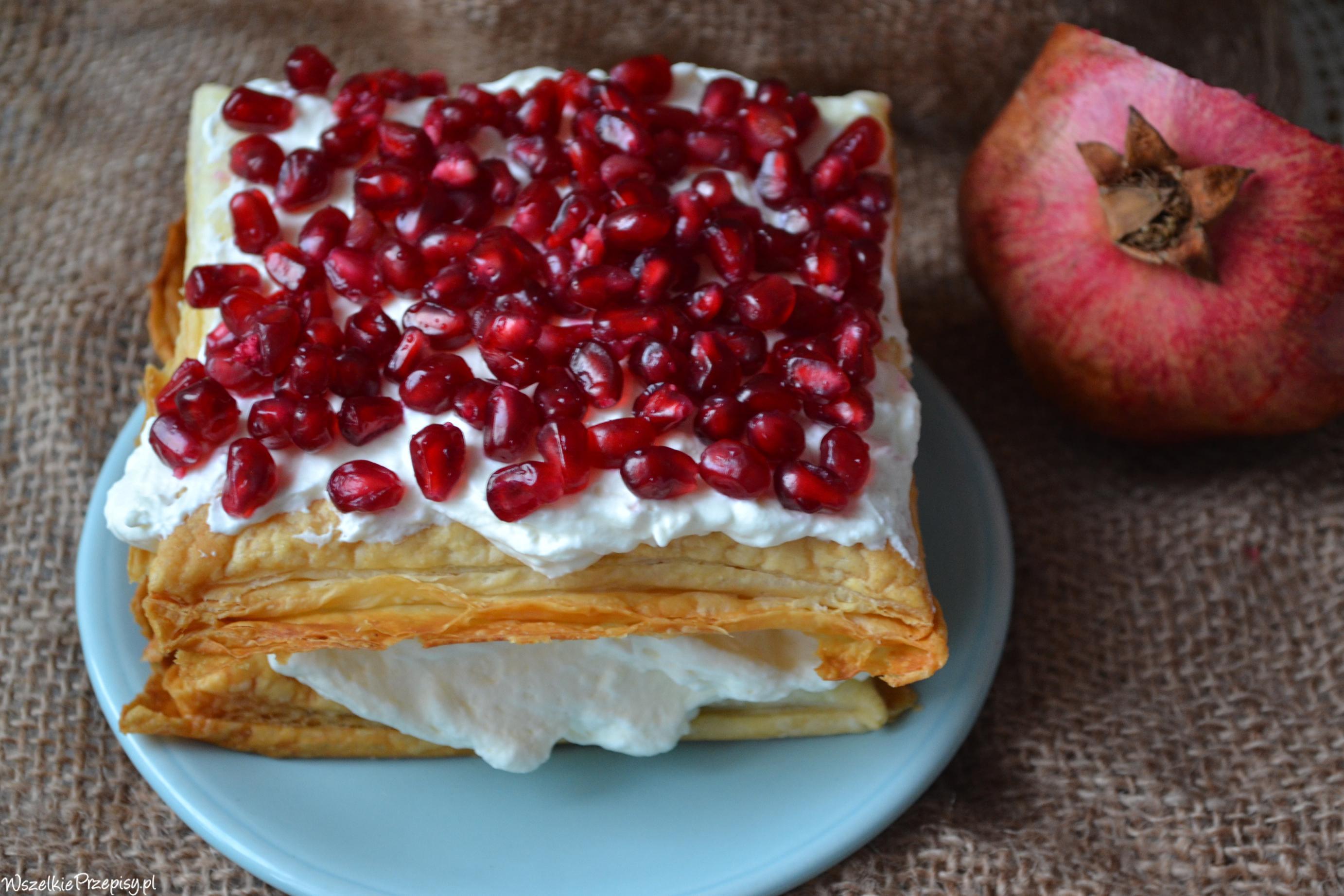 Ciastka Z Ciasta Francuskiego Przepisy Kulinarne