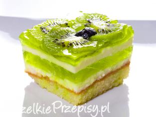 Ciasto SHREK - sprawdzony przepis