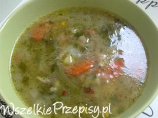 Wiosenna zupka